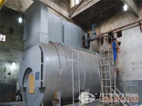 5t/h  Coal gasification Iran