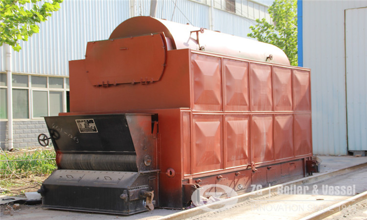8 ton oil steam boiler